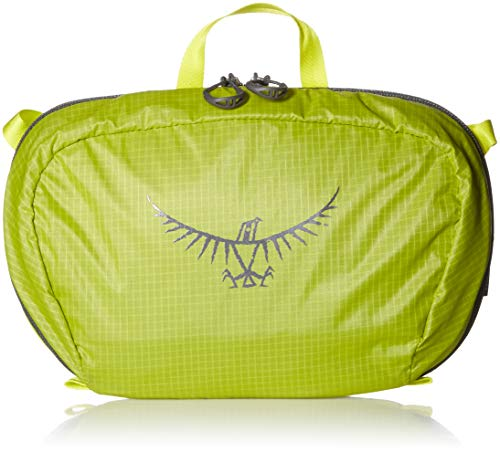 Osprey Packs Ultralight Toiletry Kit, Electric Lime, One Size