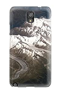 Hot 2439842K73642184 Durable Defender Case For Galaxy Note 3 Tpu Cover(from Space)