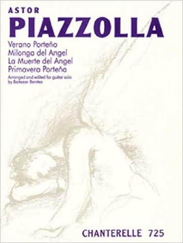 Astor Piazzolla 1921-1992: Verano Porteno/ Milonga Del Angel ...