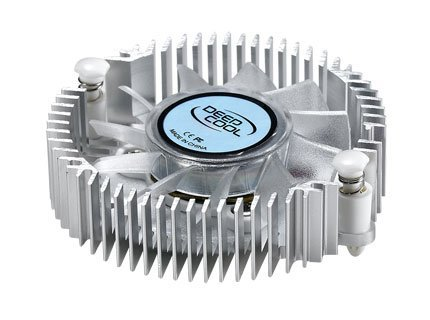 Video Card Heatsink - Logisys VC50 V50 VGA Cooler for NVidia and ATI Radeon Video Graphics Card Cards