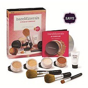 113ca7c08d532 bareMinerals Get Started Complexion Kit - Medium  Amazon.co.uk  Beauty