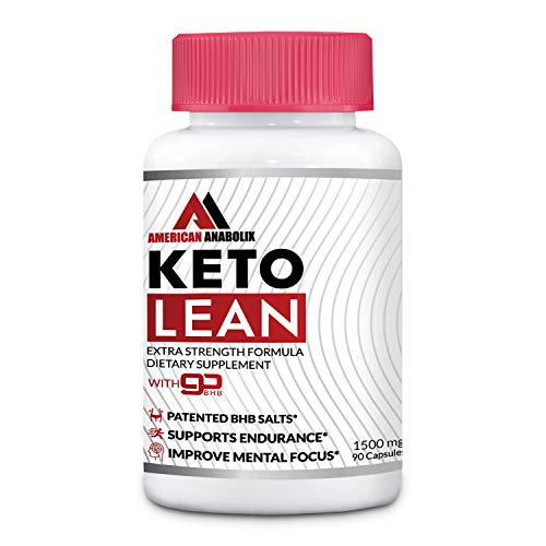 Best Keto Diet Pills GoBHB 1500mg, 90 Capsules Advanced Weight Loss Ketosis Supplement - Natural BHB Salts (beta hydroxybutyrate) Ketogenic Fat Burner, Carb Blocker, Non-GMO - Best Weight Loss Support