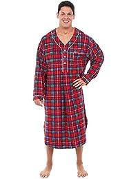 fc16eab27d Mens Fleece Nightshirt