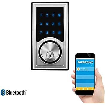 Turbolock Tl 200 Smart Deadbolt Lock W Real Time