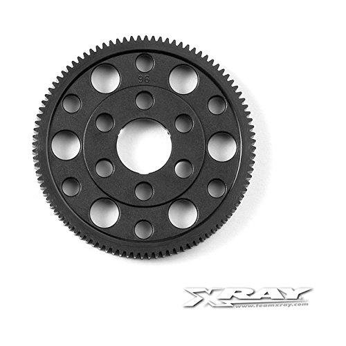 XRAY Composite Offset Spur Gear 96T / 64