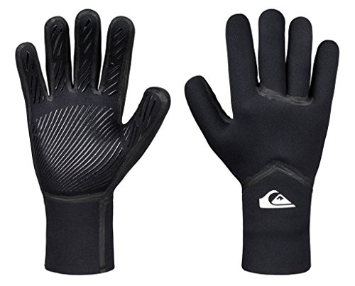 Quiksilver Mens 3.0 Syncro+ 5Fg Gloves Lfs Wetsuit Gloves