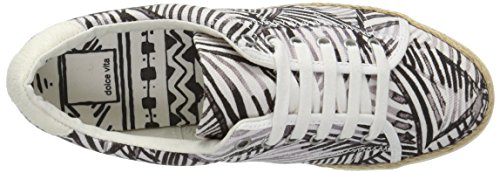 Print Women's Tala Dolce Palm Vita Fashion Canvas Sneaker Z15n4YqT