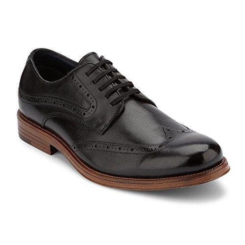 Dockers Men's Hanover Oxford, Black, 12 M - Shops Hanover Dress