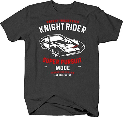 NBC KITT Console Knight Rider Adult T-Shirt