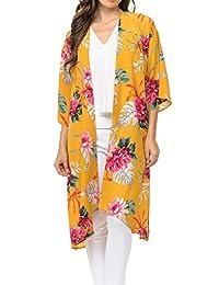 Auliné Collection - Kimono para Mujer, Hecho en Estados Unidos