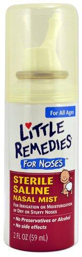 Little Noses Sterile Saline Nasal Mist  2 Oz