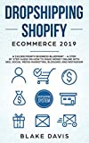 Best Ecommerce Books - Dropshipping Shopify E-Commerce 2019: A $10,000/Month Business Blueprint Review