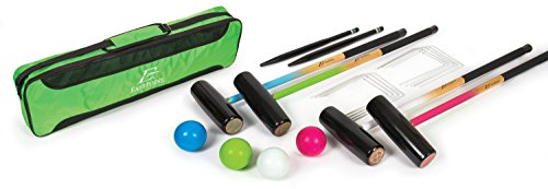 EastPoint Sports 4-Player Croquet Set with Carrybag by EastPoint Sports