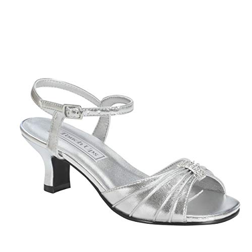 Touch Ups Girl's Kids' Talia Sandal Pre/Grade School Silver