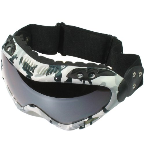 POLARLENS PG3 Ski Goggles, Snowboard Goggles, Helmet Compatible Ski Goggles with a Great Look and Performance by European - Goggles Designer