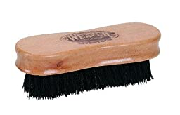 Weaver Leather\'s Pig Face Brush - Wood