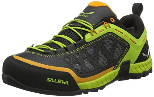 SALEWA Ms Firetail 3 Gtx, Zapatillas de Deporte Exterior para Hombre Negro   (Black Out / Dusk 0946)