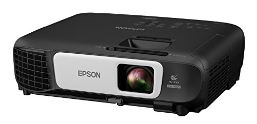 Epson Pro EX9210 1080p+ WUXGA 3,400 lumens color brightness (color light output) 3,400 lumens white brightness (white light output) wireless HDMI MHL 3LCD projector