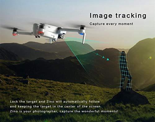 Dearprias Zino H117S Quadcopter Drone 4K Camera GPS WiFi FPV Waypoint 3 Axis Gimbal (White) by Dearprias (Image #5)