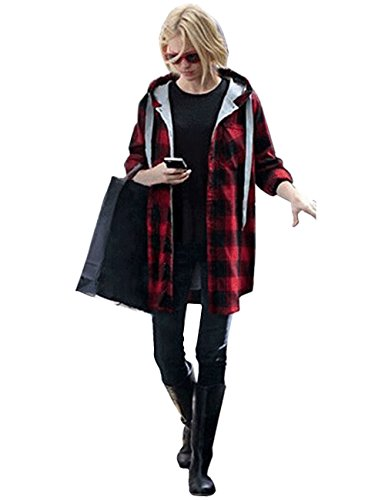 Flannel Womens Jacket - 1