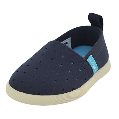 Native Venice Child Slip-On ,Regatta Blue,4 M US Toddler