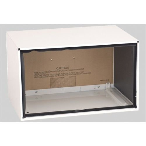 Amana PBWS01A 15-3/4 Inch by 26 Inch by 16-3/4 Inch Wall Sleeve for Amana Throug, Stonewood Beige