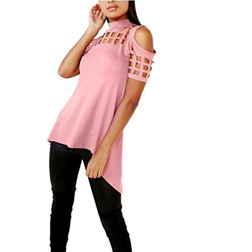 PHOTNO sleeve shirts Blouse T Shirt