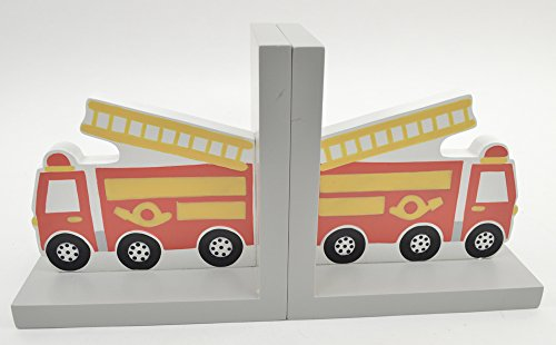 Concepts in Time Truck Box Set Bookends ()