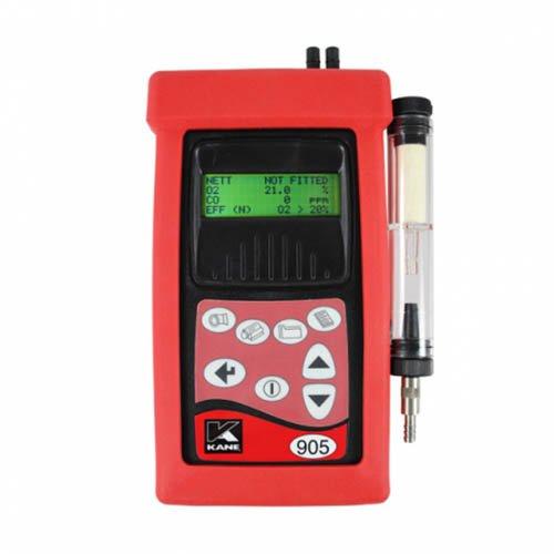 - UEi K905CON Commercial Gas Analyzer with Carbon Monoxide and Nitrogen Dioxide Sensors