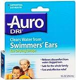 Auro-Dri Ear Water-Drying Aid 1 oz (Pack of 2)