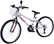 Bicicleta Lazer Caloi Ceci Aro 24 - 21 Velocidades