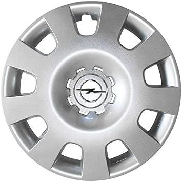 1 cappuccio placcato in cromo da 16 pollici Astra H Zafira B 13209732 6006086 Ricambi originali Opel GM