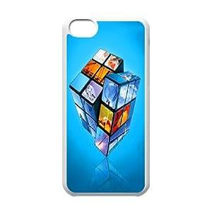 iPhone 5C Phone Case Rubik's Cube SA82804