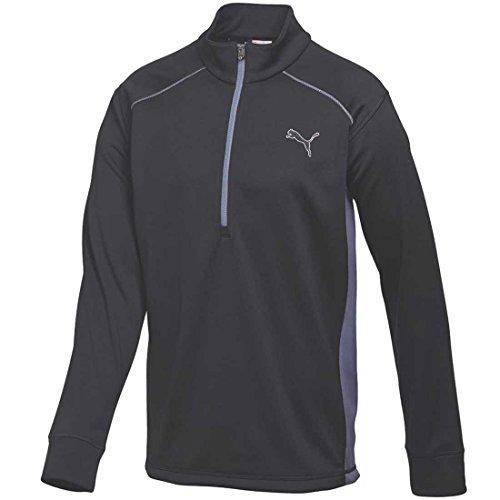 Micro Fleece 1/2 Zip Pullover - 1