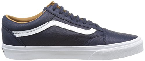 Vans Unisex Old Skool Classic Scarpe Da Skate Parisian Night / True White