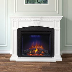 55 electric fireplace - 9