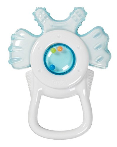 - Munchkin Orajel Massaging Teether (Assorted Colors. Color May Vary)