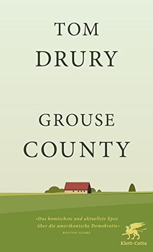 Grouse County: Romantrilogie