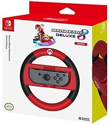 Hori - Volante Mario Kart 8 Deluxe (Nintendo Switch): Amazon.es ...