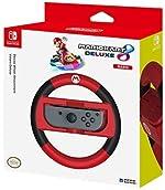 HORI Nintendo Switch Mario Kart 8 Deluxe Wheel (Mario Version) Officially