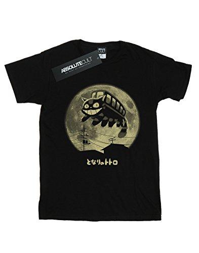 shirt Garçon Vincent T Trinidad Noir Cat Jump XnXxrZwq5