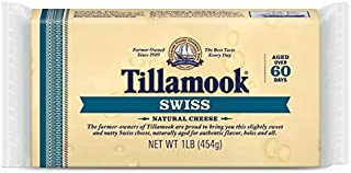 product image for Tillamook Swiss Cheese 1lb Loaf (Pack of 2)