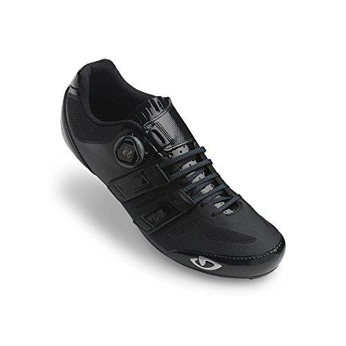Giro Sentrie Techlace Chaussures De Cyclisme Noir