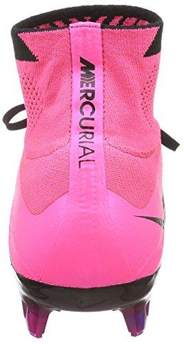 Lthr hyperpink Football Homme Superfly Multicolore De Mercurial Chaussures Entrainement Nike Fg black T7PaEPq
