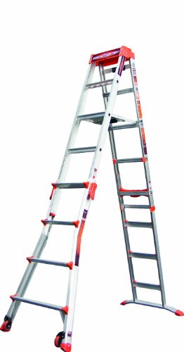 Little Giant 15125-910 Select Step 5-Feet to 8-Feet without Air Deck by Little Giant