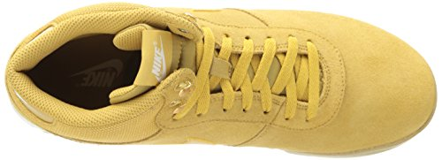 Nike Men's Hoodland Suede Gymnastics Shoes, Brown (Haystack/Sail/Gum Light Brown 727), 6 UK
