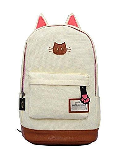 HEYFAIR Floral Backpack School Rucksack