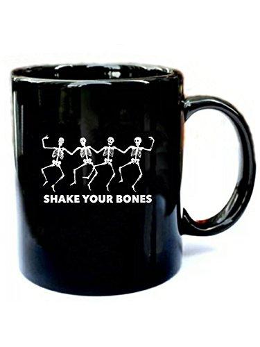 Shake Your Bones Dancing Skeleton - Funny Gift