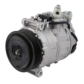 Yogasada Compresor del Aire Acondicionado Compresor del Aire Acondicionado 31658788 para Benz C-Class W203 C180 C200 CDI W204 CDI20: Amazon.es: Hogar