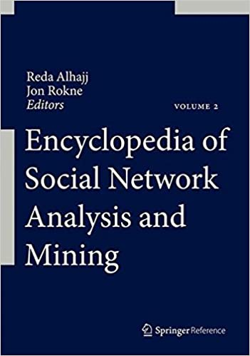 Read online Encyclopedia of Social Network Analysis and Mining PDF, azw (Kindle)